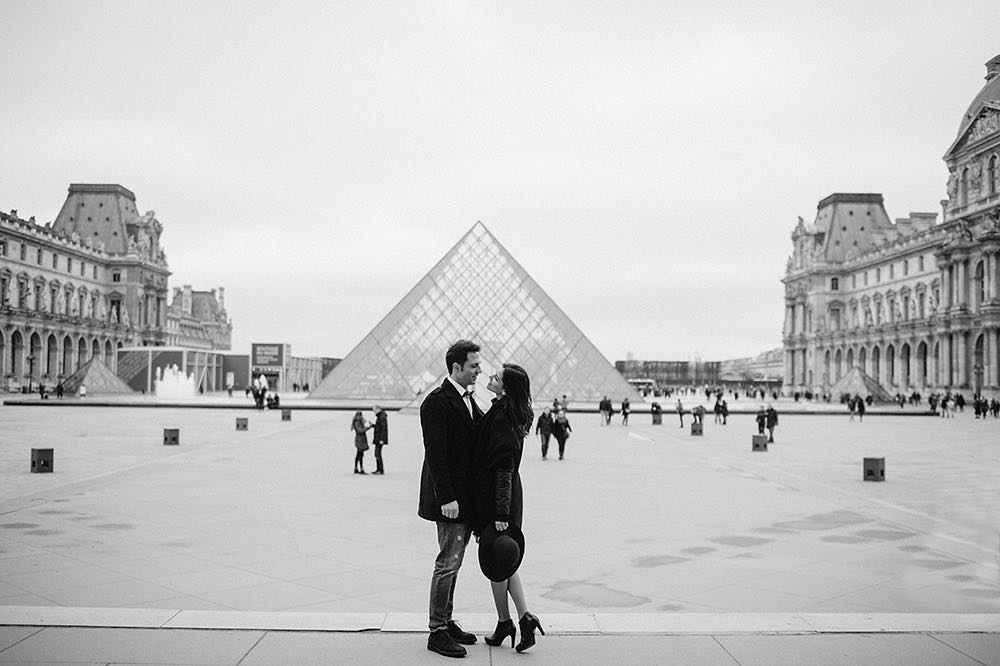 Paris emotion photography